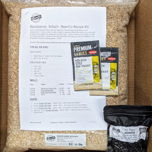 Resistance - Kölsch - BeerCo All Grain Recipe Kit