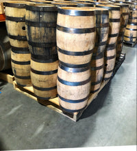 Oak Whisky Barrels - 50L - American - French Oak