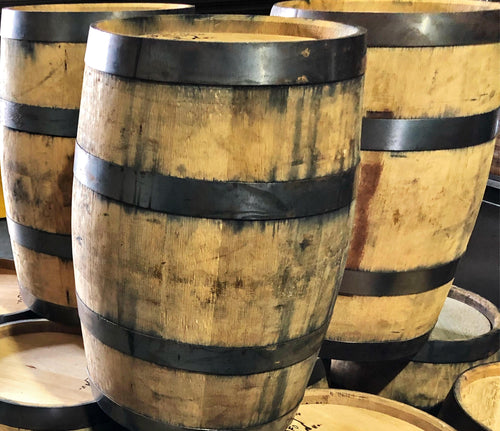 Oak Whisky Barrels - 20L - 50L