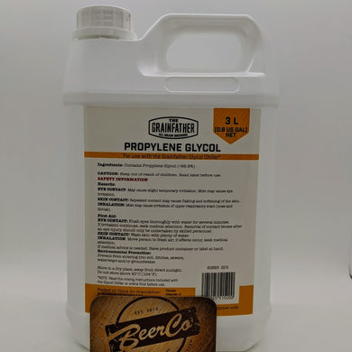 Grainfather - Propylene Glycol - 3 Litres