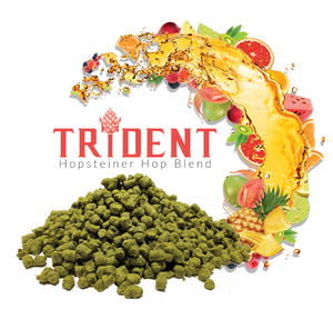 Trident™ - Hopsteiner US Hops - NEW!