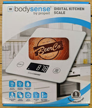 Digital Kitchen Scale - White - 10 Kg