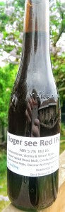 Roger see Red IPA