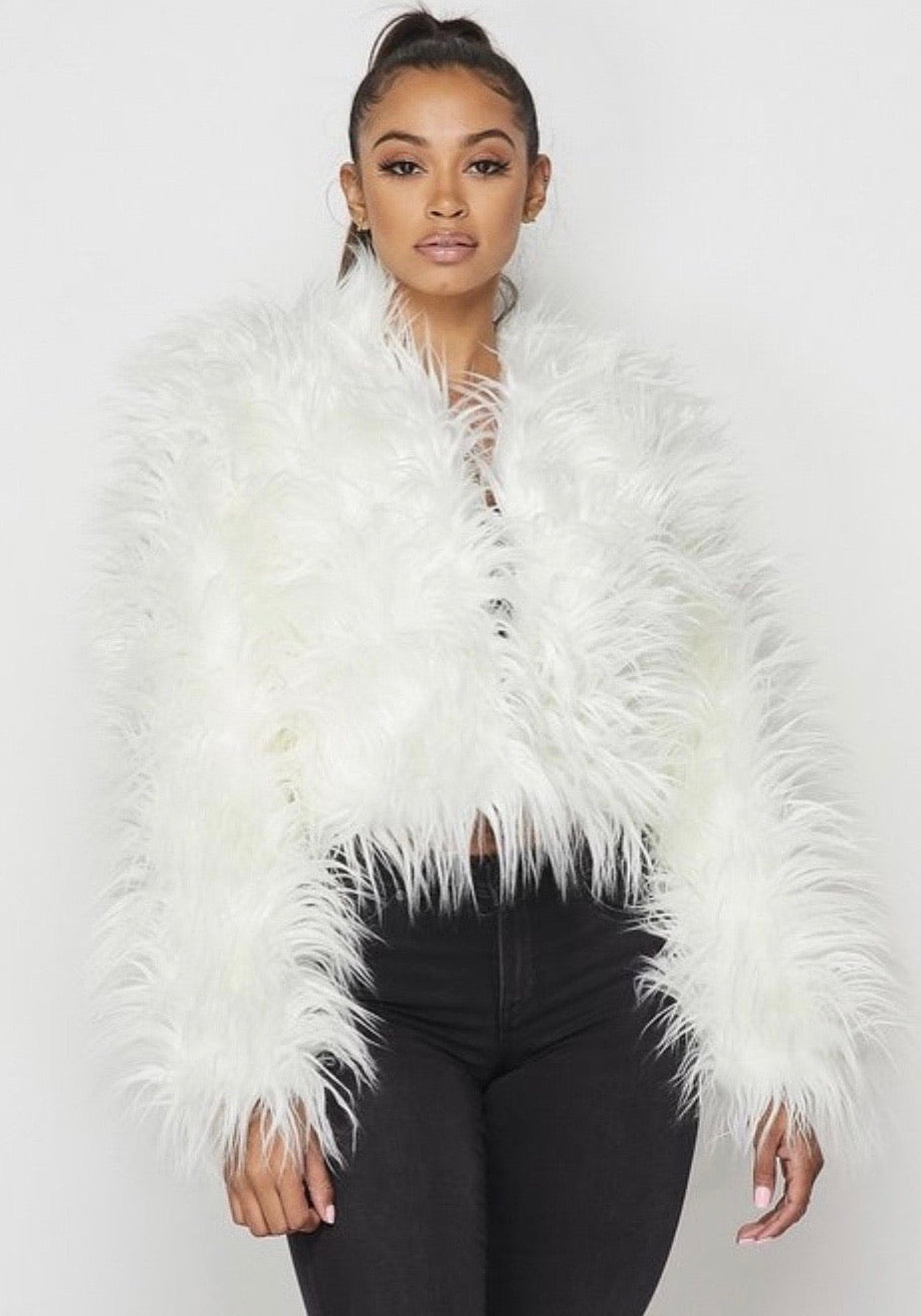 Goddess Faux Fur - 57THAND5TH