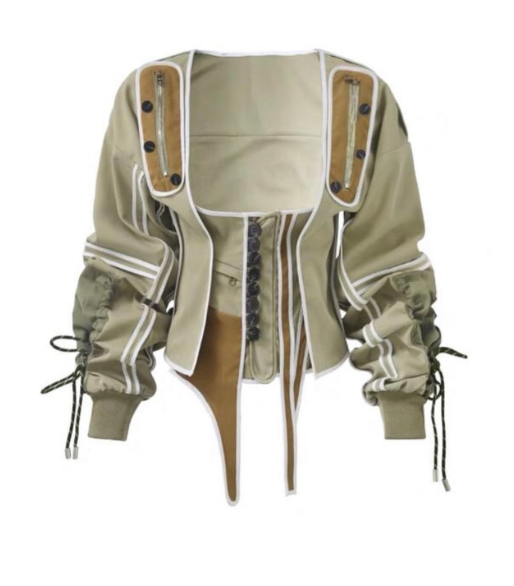 Pixie Bomber Set - 57THAND5TH