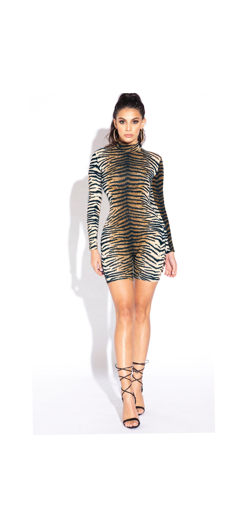 Eye of the Tiger Romper - 57THAND5TH