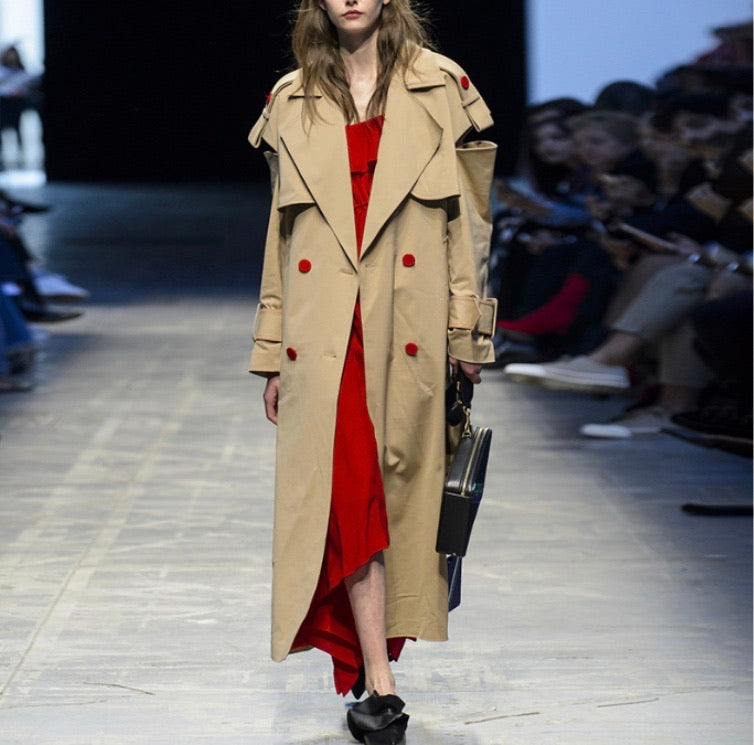 Trendy Trench - 57THAND5TH