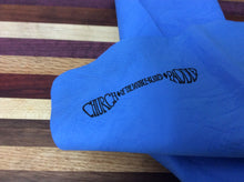 2 Absorbent Cloths with Church Logo
