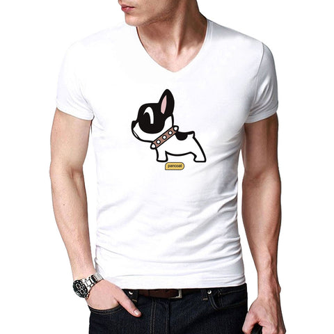 Fashion Animated Dog Tee Shirt
