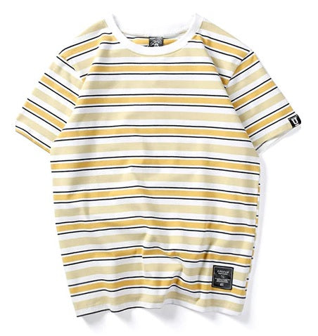 CASUAL STRIPES T