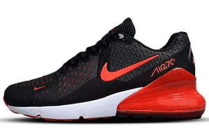 NIKE AIR MAX 270 Black & Red