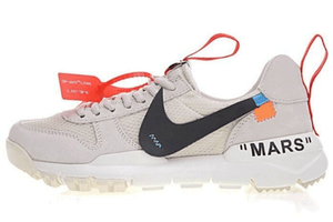 NIKECRAFT MARS X TOM SACHS X OFF WHITE