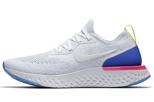 NIKE EPIC REACT FLYKNIT White-Blue