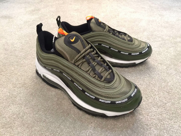 "NIKE AIR MAX 97 ""UNDEFEATED"" Green"