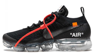 NIKE VAPORMAX X OFF WHITE Black