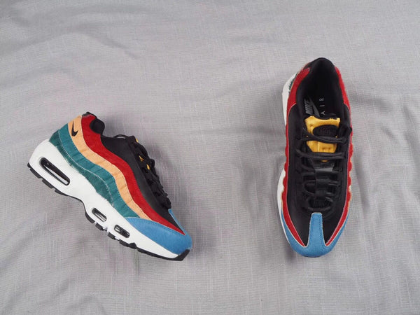 NIKE AIR MAX 95 MULTI-COLORS