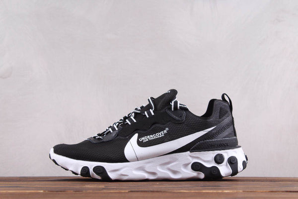 NIKE REACT ELEMENT 87 X UNDERCOVER Black
