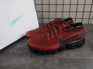 NIKE AIR VAPORMAX FLYKNIT Dark Red