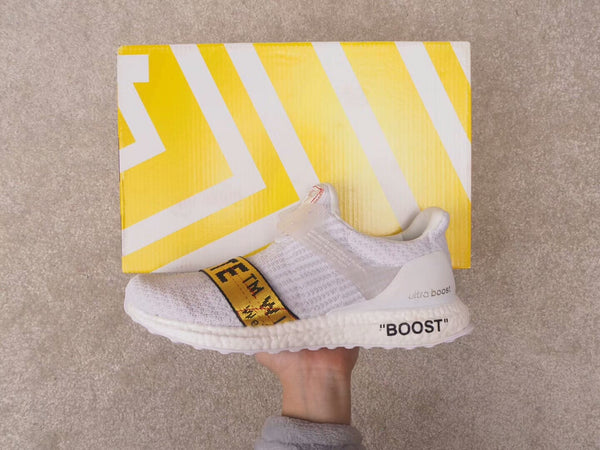 ADIDAS ULTRA BOOST 3.0 X OFF WHITE