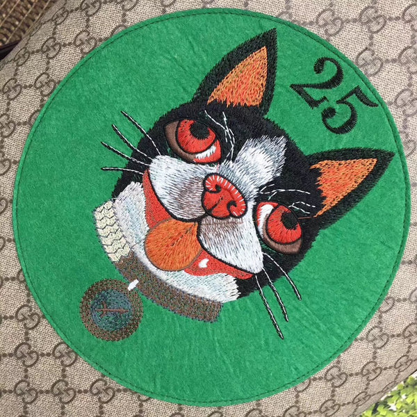 GUCCI VINTAGE 25 CAT