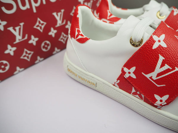 LOUIS VUITTON X SUPREME MEN'S SHOES