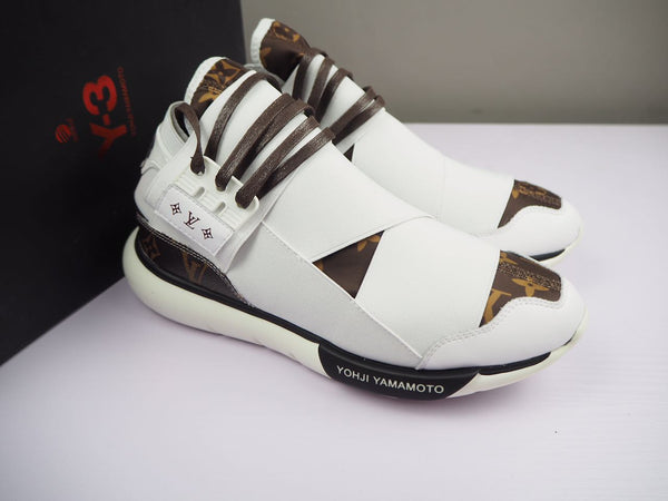 LOUIS VUITTON X ADIDAS Y-3 QASA HIGH