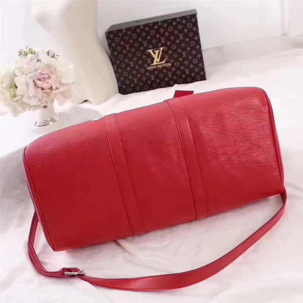 SUPREME X LOUIS VUITTON RED BACKGROUND BAG