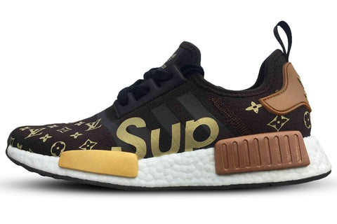 ADIDAS NMD R1 X LOUIS VUITTON X SUPREME