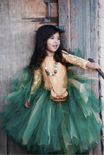 Hunter Gold Tutu Skirt, Holiday Tutu