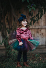 Midnight Rainbow Tutu Skirt