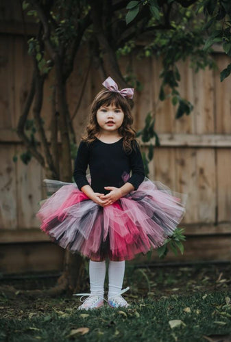 Dark Valentine Tutu Skirt