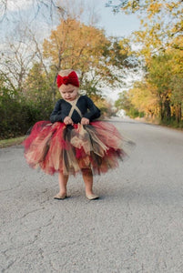 Cranberry Ball Tutu, Nutcracker Inspired