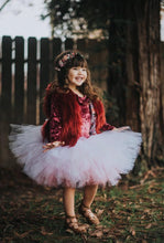 Two Toned White And Pink Valentine Tutu