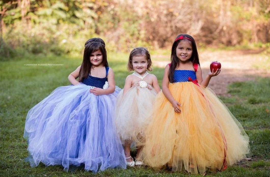 Tutu Dress, Custom Flower Girl Dress