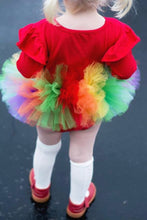 Rainbow Cheeky Tutu, Tushy Tutu