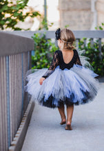 Two Toned Monochrome Tutu