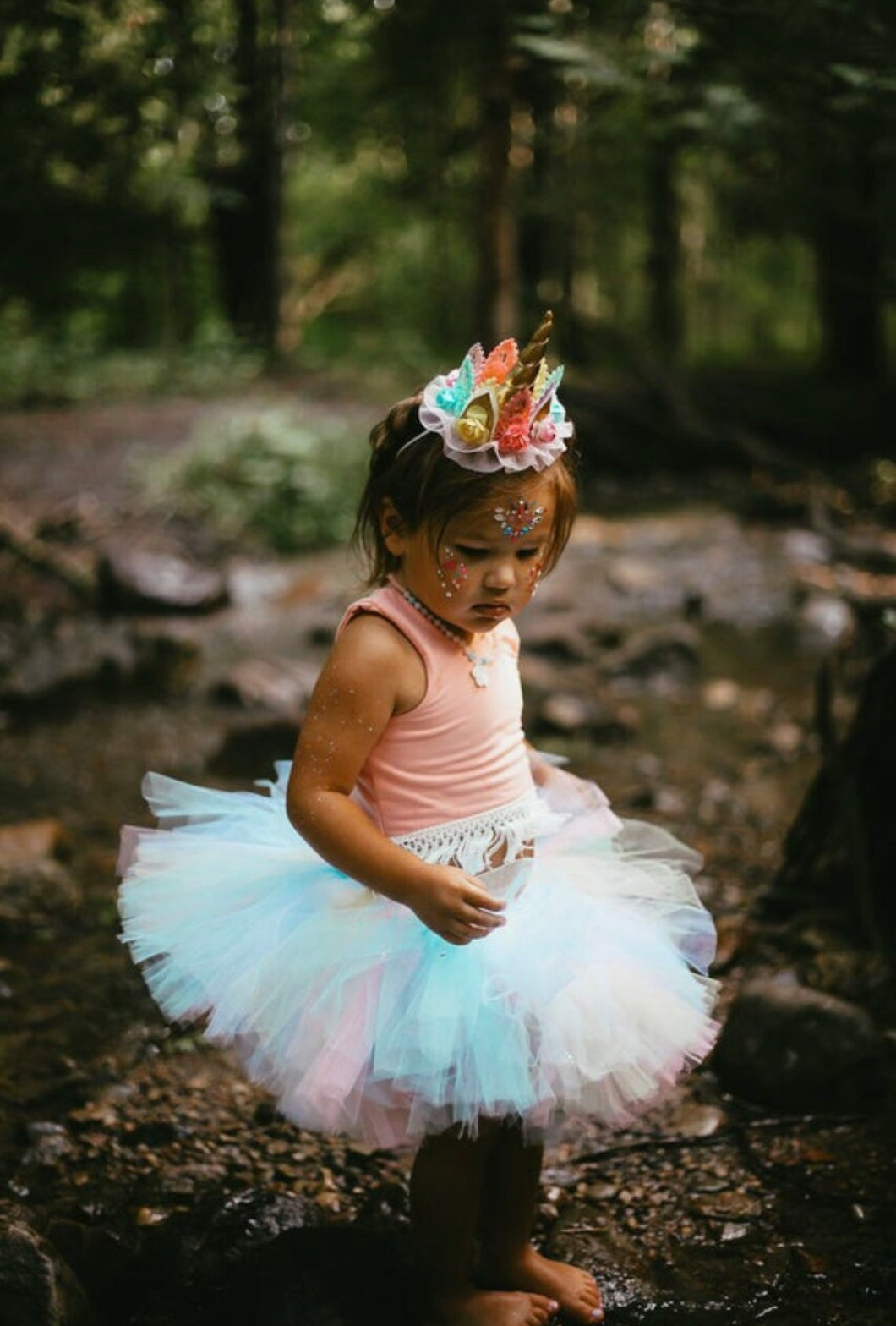 Unicorn Tutu Skirt, Halloween Tutu