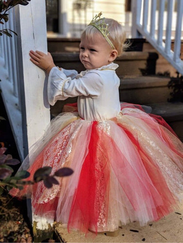 Candy Cane Couture Tutu Skirt