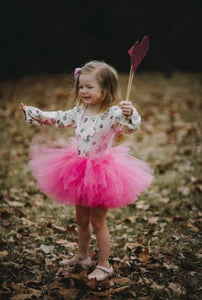Shocking Pink Cheeky Tutu, Tushy Tutu