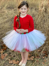 Double Layer Candy Cane Tutu