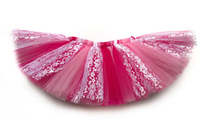 Pink Kisses, Valentines Day Tutu