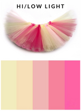 You Create! Custom Color Pallet Tutu Skirt