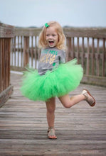Green Cheeky Tutu, St Patrick's Day Tushy Tutu