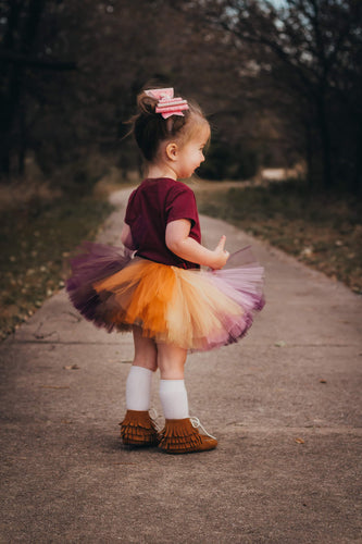 Fall Leaves Tutu