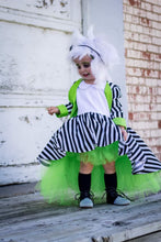Apple Green Hi Low, Halloween Tutu