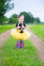 Yellow Tutu Skirt