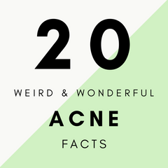 20 Weird and Wonderful Facts About Acne