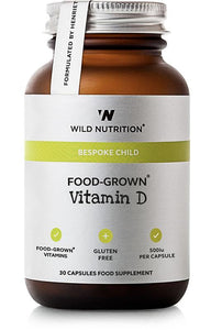 Children's Food Grown Vitamin D