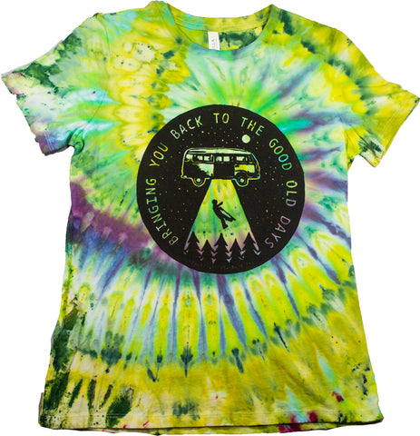 Women's Bringing You Back Tie-Dye Medium
