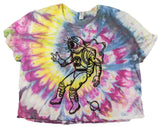 Spaceman Crop-Top - Medium